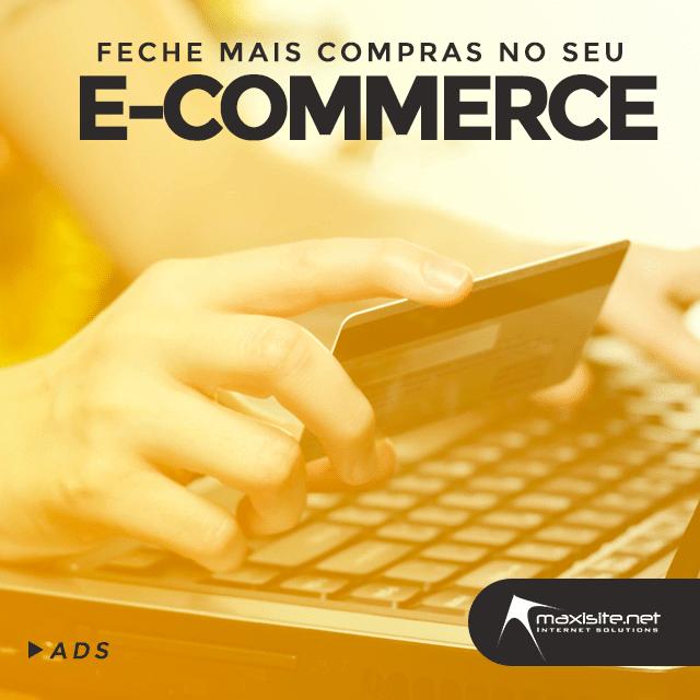 Feche mais compras no seu e-commerce